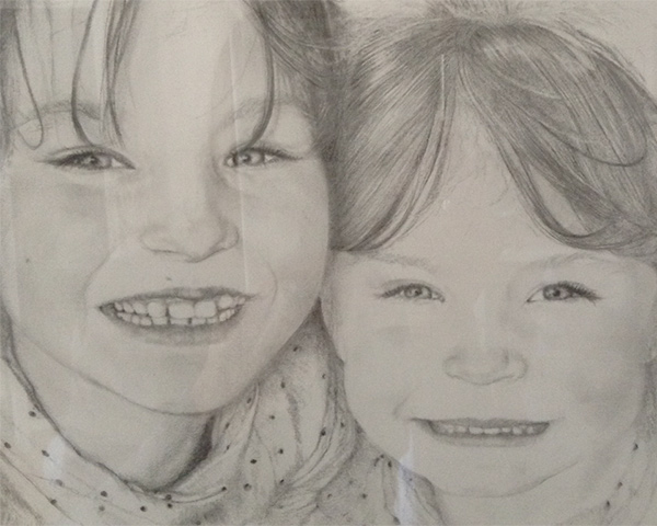 Portrait Crayon